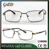 2018 het nieuwe Optische Frame van het Oogglas van Eyewear van de Glazen van het Metaal van het Product van de Stijl