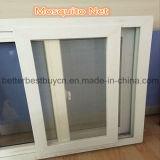 Fenêtre haute qualité UPVC / PVC avec bande décorative