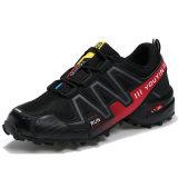 De nouvelles chaussures de course de ski de fond