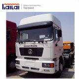 De gloednieuwe Op zwaar werk berekende Vrachtwagen van de Tractor van Shaanxi Shacman van de Vrachtwagen
