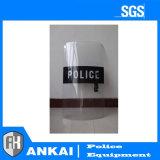 Polizei-Qualitäts-transparentes Antiaufstand-Gerät