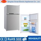 Холодильник для домашней пользы, домашний холодильник двойной двери, верхний холодильник держателя