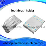 De muur zet de Houder van de Tandenborstel van de Toebehoren van de Badkamers op