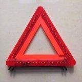 De rode Gevarendriehoek van het Verkeer van de Veiligheid Weerspiegelende voor Noodsituatie