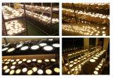 아래로 LED 가벼운 22W 둥근 천장 램프