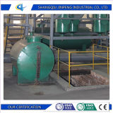 Low Cost Used Rubber Pyrolysis Seedling to Oil