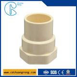 Acessórios de PVC de 1 polegada Acoplamento feminino (acoplamento de rosca de cobre)