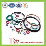 Alta Pressão coloridos PEL O anel de borracha de silicone encapsulado