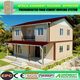 El hogar prefabricado desmontable del envase prefabrica las casas minúsculas para el campo del trabajador