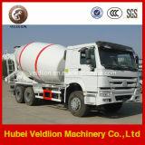 HOWO 6X4 8立方メートルの具体的なミキサーのトラック