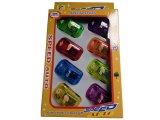 Coche de plástico del coche del tirón para los niños