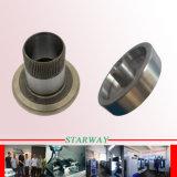 Maschinelle Bearbeitung u. Drehen mit CNC-maschinell bearbeitenmetalverzinkten Teilen
