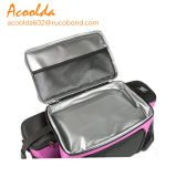 6pack食事袋は多重ポケットが付いている昼食のための食事の準備袋を絶縁した