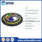Prix optique extérieur de câble de fibre du faisceau G652D de l'antenne ADSS 96