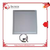 Leitor Integrated da freqüência ultraelevada RFID do ISO 18000-6c MPE Gen2 12dBi 2m