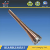 Forger des barres en cuivre pour produits métalliques