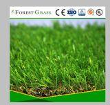 Tutta la moquette verde dell'erba di falsificazione di figura del filato della spina dorsale per l'esposizione di cerimonia nuziale