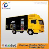 5D 7D 9d 12D de Mobiele Bioskoop van de Vrachtwagen met Ce Cirtificate