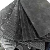 Половой коврик листа анти- выскальзования цены по прейскуранту завода-изготовителя резиновый