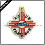 De Medaille van de Legering van het Zink van het metaal voor Sport (byh-101138)