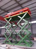Scissor Typen hydraulischen große Kapazitäts-Aufzug-Auto-Aufzug mit CER