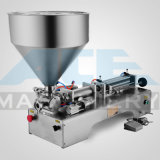 Prijs van de Vullende Machine van de Bovenkant van de Lijst van de Levering van de fabriek de Semi Automatische Pneumatische Vloeibare