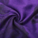 Dame New Design Shawl Winter Pashmina met de Uitstekende kwaliteit van de Polyester van 100%