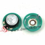 Plástico de 21mm Altavoz Mylar 21*7.0mm Toy Dxp Altavoz21W-a 8 ohmios de 0,25 W