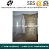 Fabrik-Zubehör-Kissen-Behälter-Packpapier-Beutel-Behälter-langsamer Luftsack