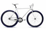 Smart City Fixed Gear Bike com moldura de aço Hi-Ten