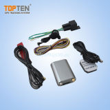Миниый отслежыватель GPS размера для автомобилей и тележки с кнопкой Sos, напряжением тока деятельности 6V-63V Tk108-Ez