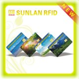 좋은 Price Atmel 24c01 Chip Cmyk Offset Printing Contact Smart Card (무료 샘플)