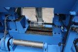 水平バンドはGH4240金属の切断バンド鋸引き機械を見た
