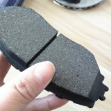 D1210 Plaquette de frein à disque Auto Parts pièces de rechange Automobile Lexus pour Toyota Corolla Subaru