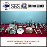 OEMの投資鋳造ガラスクランプ