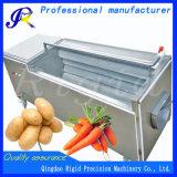 Maquinaria de lavado de pincel (Máquina de pelar la patata, zanahoria, cebolla, jengibre)