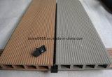 Chinesisches Holzzusammengesetzter Plastikdecking