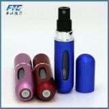 botella de perfume recargable del mini recorrido portable colorido 5ml