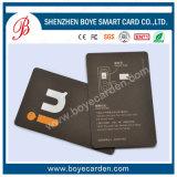 Smart Card stampabile del membro laminato PVC per l'identificazione di controllo di accesso