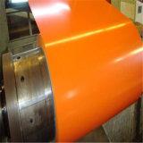Dx51d/SGCC/ASTM кровельные Prepainted оцинкованной стали с полимерным покрытием катушки Gi/PPGI холодной и горячей