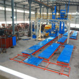 El sistema de pesaje automático máquina de fabricación de ladrillos de hormigón de espuma para la venta