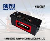 よりよい性能 12V120ah の自動車バッテリートラック電池