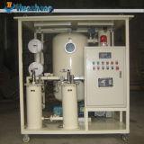 Huile isolante des déchets mobile de filtration de l'huile de transformateur la purification de la machine vide