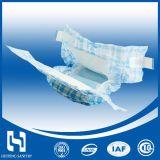 使い捨て可能で柔らかく安い工場良質の赤ん坊のおむつのおむつ