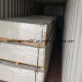 Tarjeta de apartadero decorativa exterior incombustible de alta densidad del cemento de la fibra