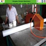 Linha de produção de proteção da extrusão da tubulação do cabo elétrico do PVC CPVC UPVC