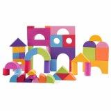 Buntes Spaß-Innenspiel-pädagogischer Spielzeug-Baustein EVA-Schaumgummi-Block