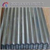 Feuille en acier ondulée de toiture galvanisée 28 par mesures
