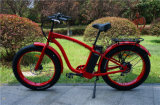 500W Puissant moteur Brushless Fat Electric Beach Bike