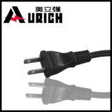 CA Power Cord di Pin Waterproof PSE del Giappone Two per Plug